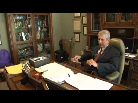 Lake Charles Louisiana Environmental Law Attorney Video