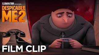 Despicable Me 2: Gru and the Nervous Phone Call thumbnail