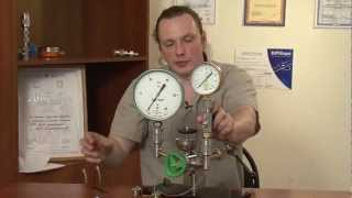 видео Манометры точных измерений МТИф