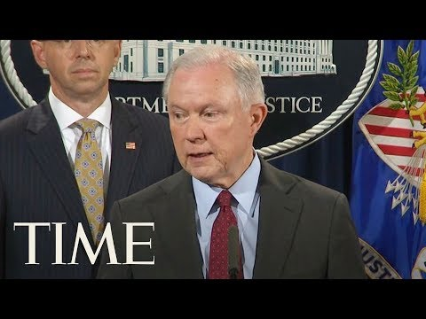 Download Youtube: 'We Love This Job': Jeff Sessions Says He Won't Resign Despite President Trump's Criticism | TIME