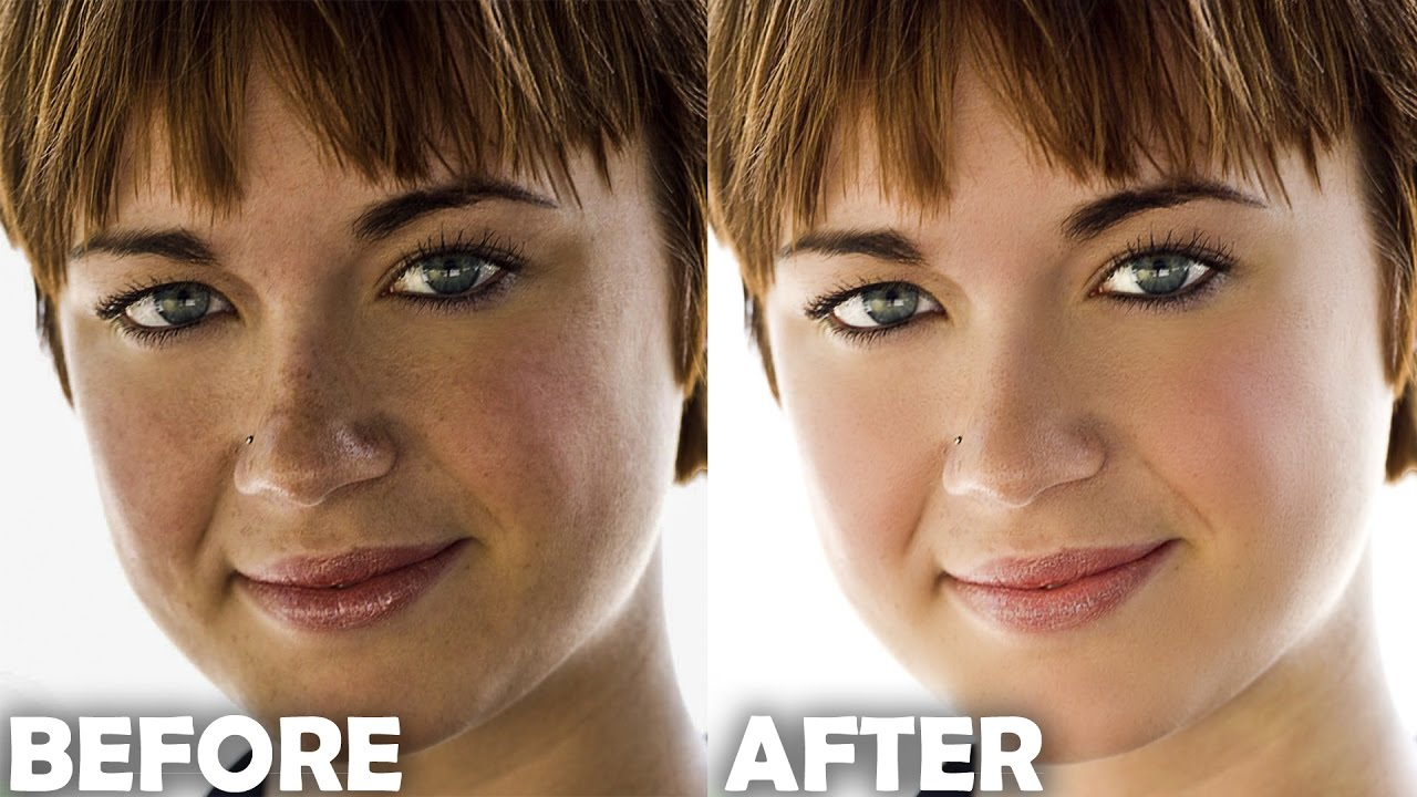 Photoshop tutorial how to quickly smooth skin and remove photoshop tutorial how to quickly smooth skin and remove blemishes scars part i baditri Choice Image
