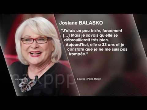 LE LOURD SECRET DE JOSIANE BALASKO