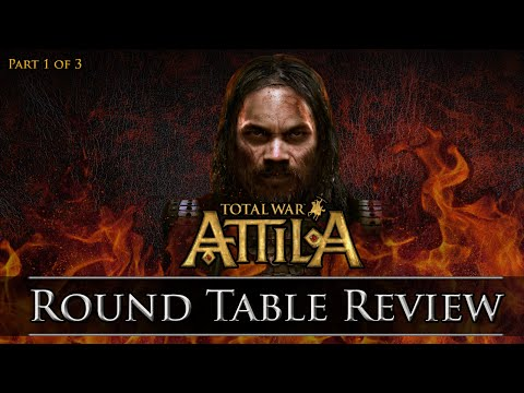 Total War: Attila - Round Table Review #1/4 ~ Economy and Trade!