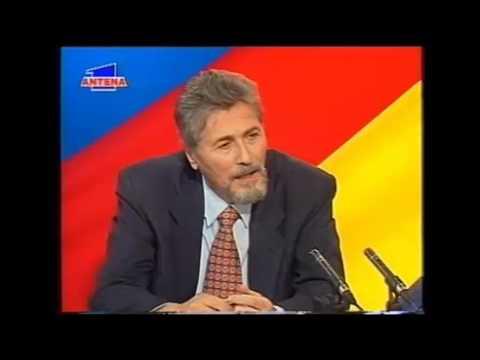 Constantinescu  : Credeti in Dumnezeu , domnule Iliescu ?