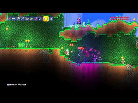Terraria how to steal other peoples stuff