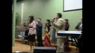 Taylor Wilson Miller Singing When I Think About The Lord with Jeremiah Yocom