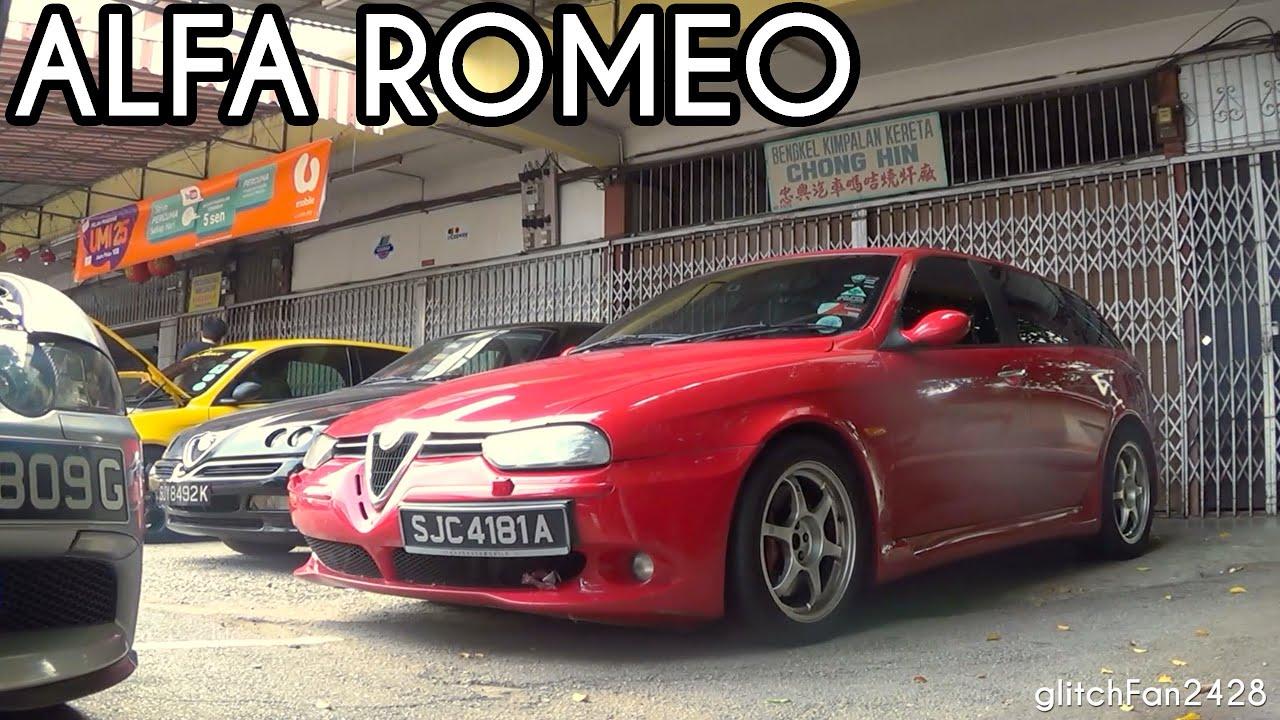 alfa romeo owners club road trip youtube. Black Bedroom Furniture Sets. Home Design Ideas