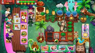 JUNGLE JOINT Season3 Episode4(S3E4) - Cooking Dash - 5STAR ALL CUSTOMERS SERVED