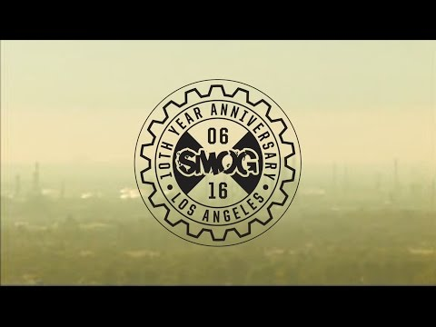 SMOG RECORDS - 10 YEAR ANNIVERSARY RECAP