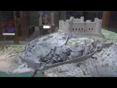 UNESCO Harlech Castle Wales