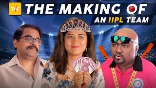 TVFs The Making Of... | An IIPL Team (ft. Vinod Kampbell)