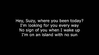 Weezer - The End of the Game Lyrics