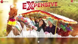 EXPENSIVE SHADAA Diljit Dosanjh Neeru Bajwa 21st June New pujabi bass boosted