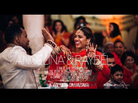 wedding-teaser-angelina-&-raybel---zona-colonial,-santo-domingo