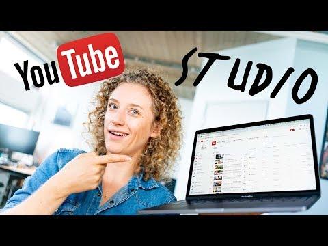 Youtube Studio: zo werkt de nieuwe versie! Achter de schermen bij Youtube