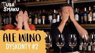 W dzisiejszym odcinku Ale Wino, iza i Tomek testują białe wina z po...