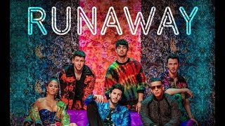 Sebastián Yatra, Daddy Yankee & Natti Natasha - Runaway feat. Jonas Brothers letra...