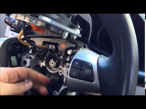 2011 Toyota corolla hız sabitleyici montajı