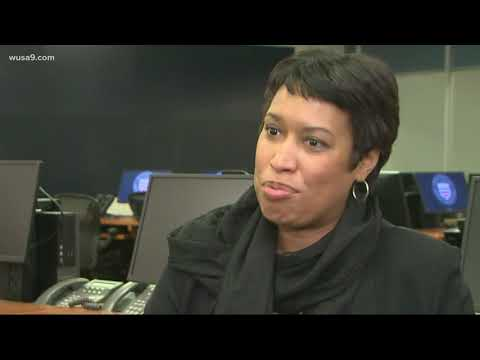 #OffScriptOn9: Looking ahead to the 2018 DC mayoral race with Muriel Bowser