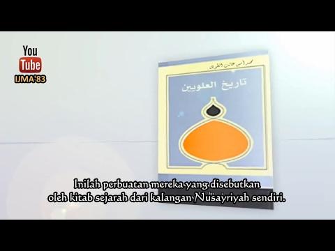 Video Sejarah Berdarah & Pengkhianatan Syi'ah Nushairiyah