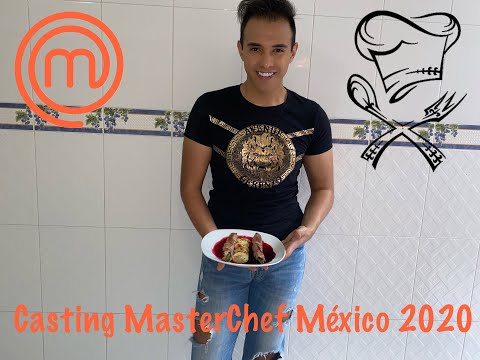 Casting MasterChef 2020 | Cuauhtémoc Blanco Santoyo