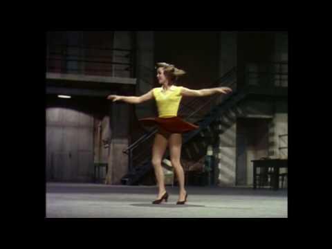Debbie Reynolds, Helen Wood, Marge Champion  competition number