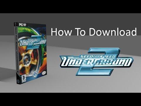How To Download - NFS Underground 2