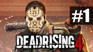 Dead Rising 4 - Прохождение на русском - часть 1 - Страшный сон [Без комментариев]