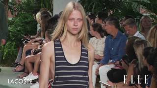 Lacoste SS17 NY collection ラコステ 検索動画 23