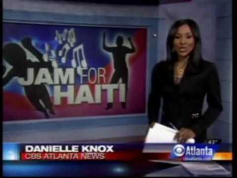 GT Jam for Haiti on CBS News