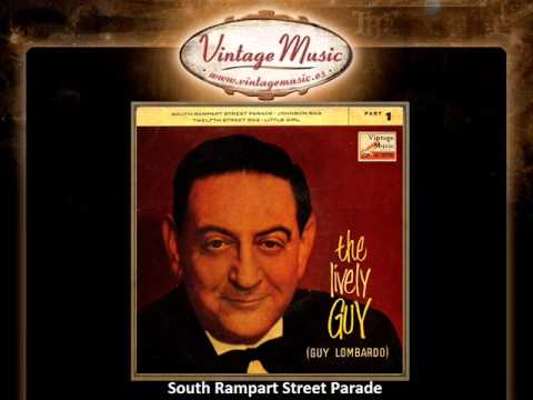 Guy Lombardo And His Royal Canadians -- South Rampart Street Par