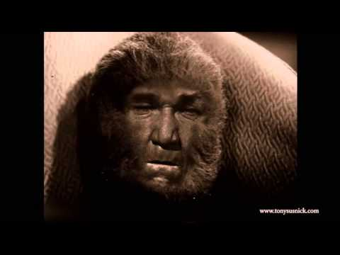 Shemp Howard Rare audition for The Wolfman 1941 with Lon Chaney Jr