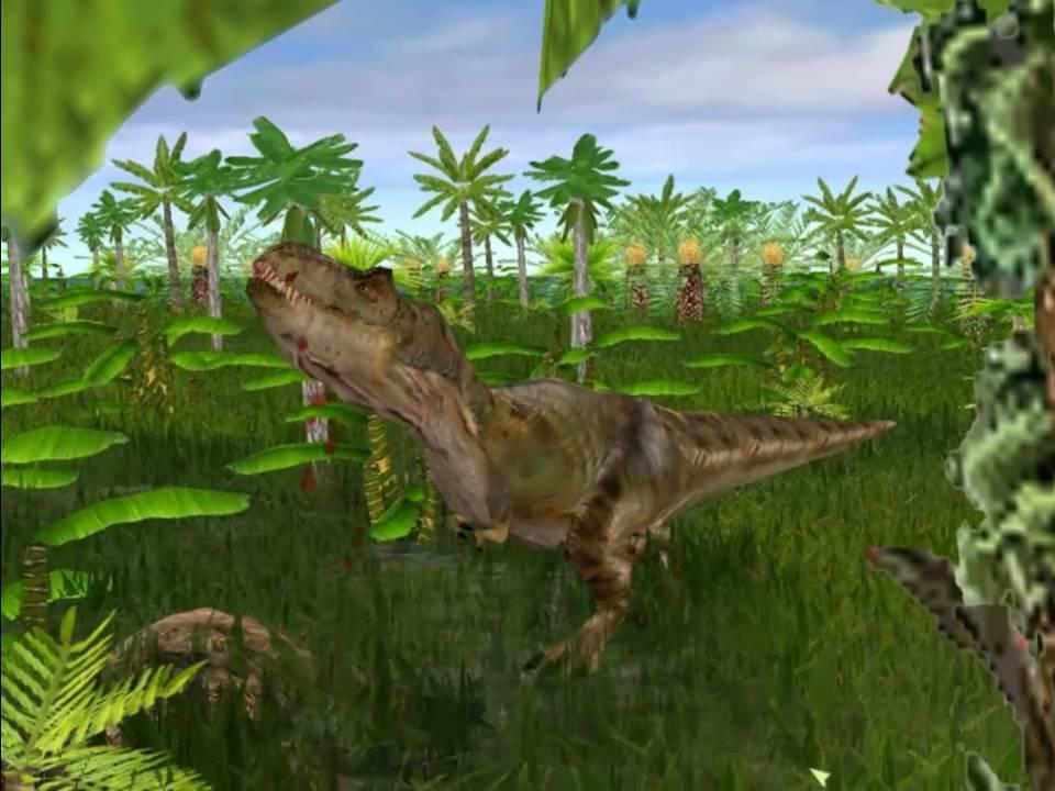 Jpog Tyrannosaurus Youtube