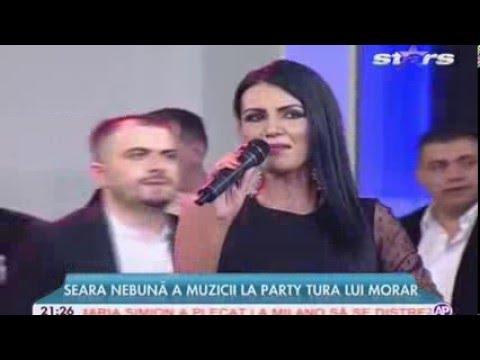 Sorinel Pustiu & Morgana - Nici Madona , Nici Shakira New 2016 @ PartyTura Lui Morar 07.02.2016