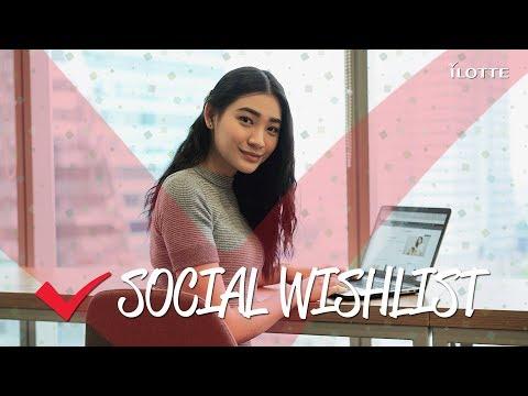 iStyle Indonesia #Hobbies - Serunya Bikin Social Wishlist Di iLOTTE