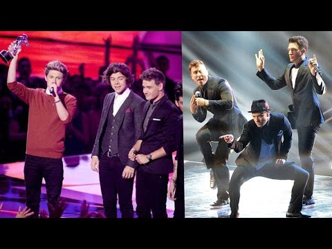 Top 10: Best Boy Band Performances Of The MTV VMAs!