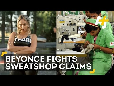 Beyoncé's Ivy Park Clothing Line Controversy