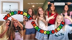weird family coincidence check~tik tok