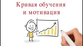 Кривая обучения и мотивация
