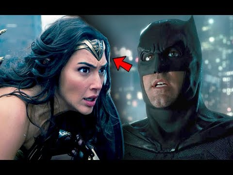 La Liga de la Justicia lo que No te diste Cuenta de la Película.