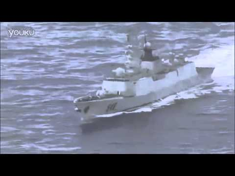 New frigate of Chinese Navy Type 054A