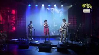 Clapham South - Lipstick on the glass (czwórka live)