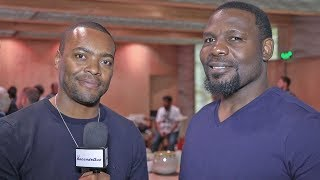 Hasim Rahman on KNOCKOUT ARTIST Deontay Wilder vs HALL OF FAME Punchers!