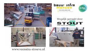 Bedrijfsbezoek Veenstra en Stroeve Bouwmensen ZHZ