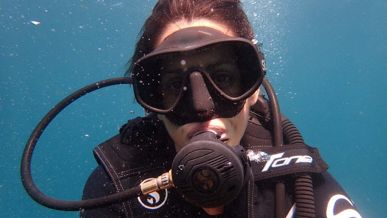 "Diving on Koh Tao and Samui Islands with ""Scuba Birds"""