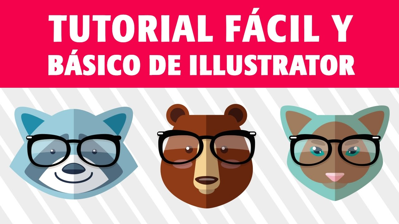 How to draw a cartoon face adobe illustrator drawing tutorial.
