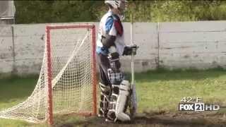 Thinking Inside the Box - Duluth Box Lacrosse - KQDS News