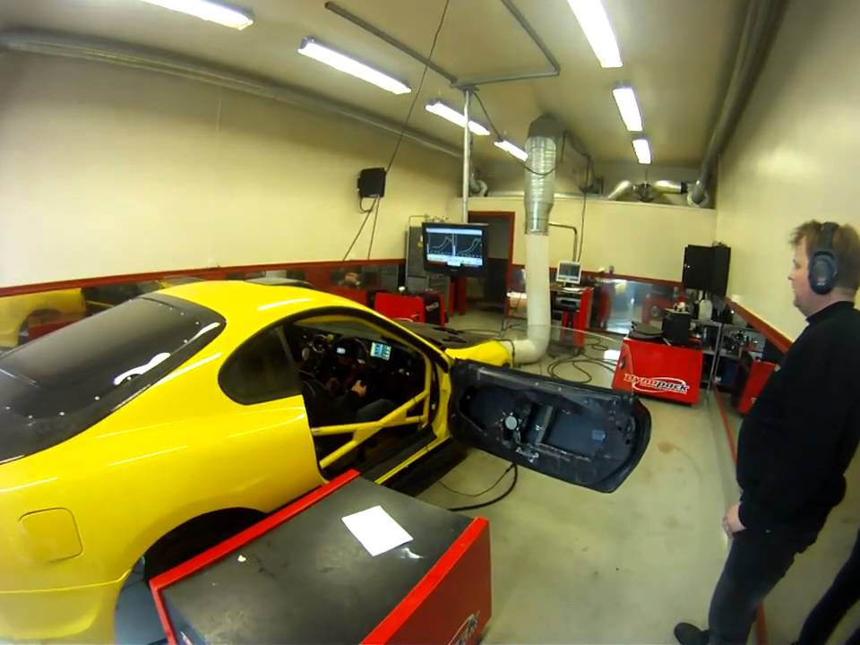fa6a4654010b Team yellow supra... Dyno session - YouTube