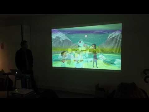 [CGWeb] Warik Lawrance: Full-dome Filmmaking