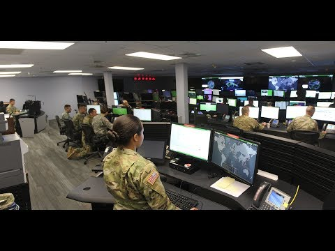 The Army Cyber Team